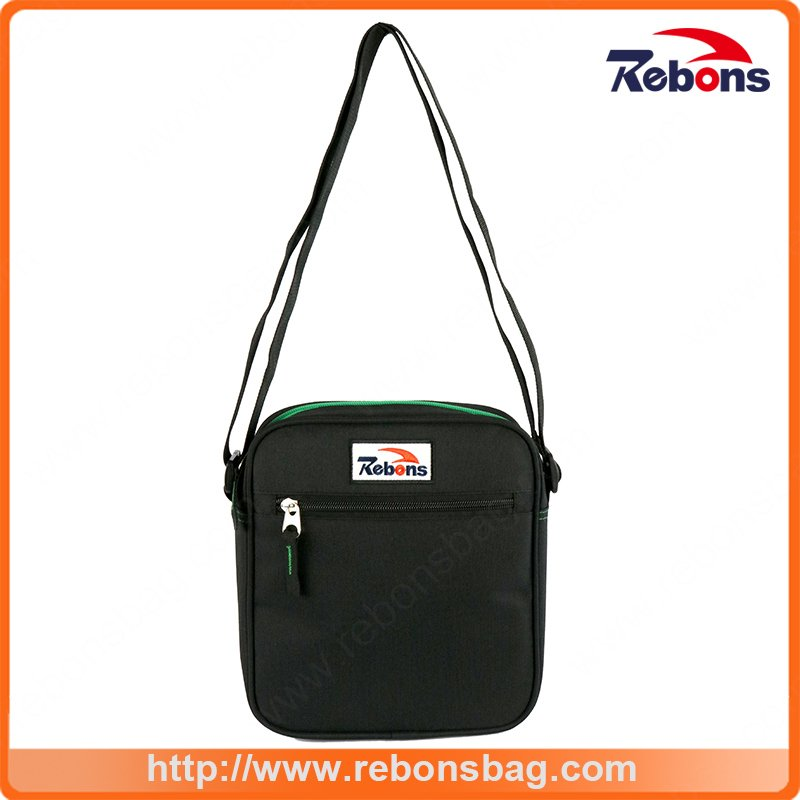 Professional Nylon Small Women′s Sling Fabric Shoulder Strap Bag