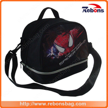Spideman Allover Printing Bookbackpack Lunch Bags