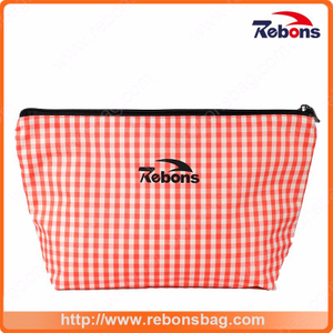 Kids Foldable Trendy Small Make up Cosmetic Bag for Travel