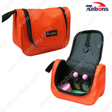Nylon Hanging Traveling Toiletry Cosmetic Make up Bags for Ladies
