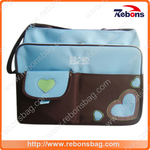 Multipurpose Stylish Microfiber Mummy Bag for Diaper Nappy Changing
