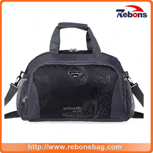 Classic Black Durable Gym Bag Duffle Bag
