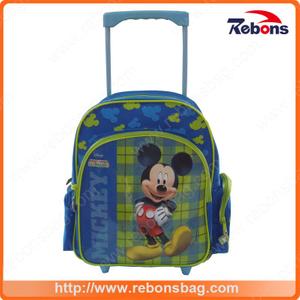 Hot Sales Customized Made School Backpacks with Wheels