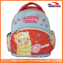 Primary School Book Bags with Bottle Compartment