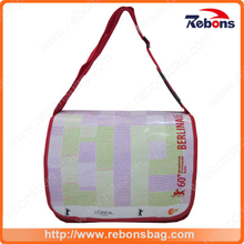 Allover Pattern Brand Name Messenger Bags