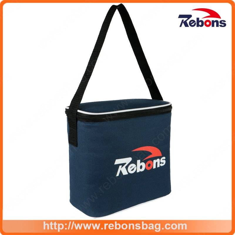 Promotional Fashionable Kids Small Cooler Lunch Tote Bag with Shoulder Straps