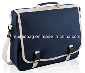 Promotional Men Shoulder Messenger Bags for Office Business Documents
