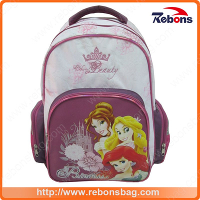 New Style Fashion Trend Primary Princess Custom Book Bags
