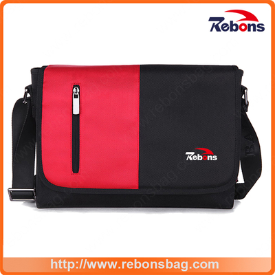High End Good Quality Durable Perfect Color Matching Messenger Bags with Nylon Adjustable Shoulder Strap for Outdoors