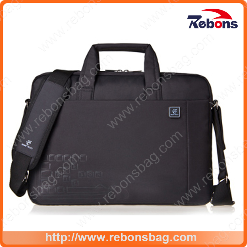 Cool Simplicity Classic Briefcase with Shoulder Strap