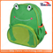Most Popular Cute Frog Shaped Nylon Fabric Kids Bag for School