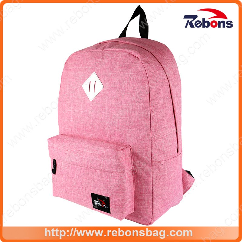 Pink School Travel Backpack Bag