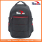 High Capacity Cool All Black Laptop Backpack