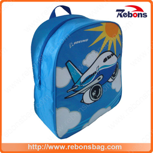 Fashion Cartoon Airplane School Bags Book Bags