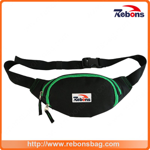 Customized Logo New Designed Men′s Travel Waist Hip Bag